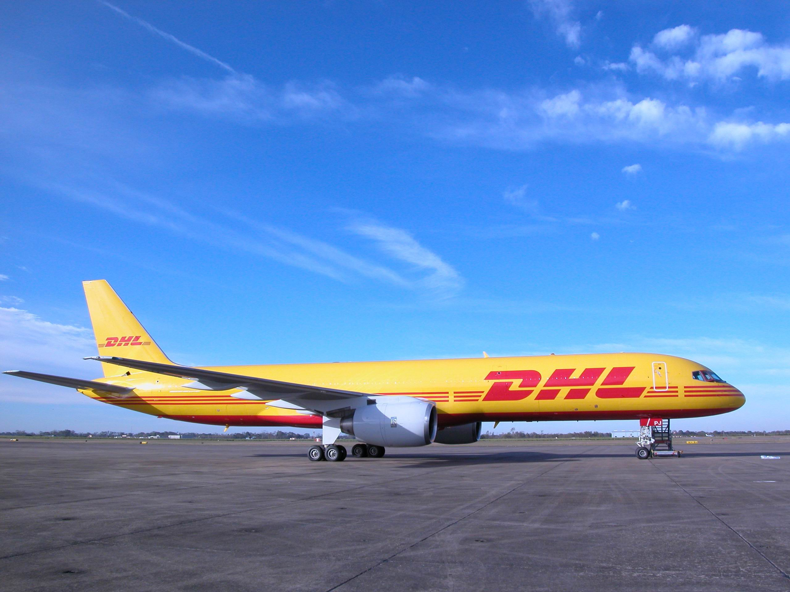 DHL Express Introduce Network Flights to Qatar - Marhaba l