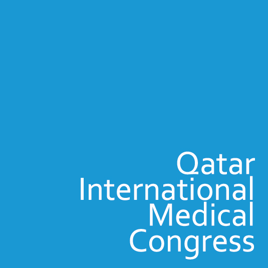 Qatar International Medical Congress logo